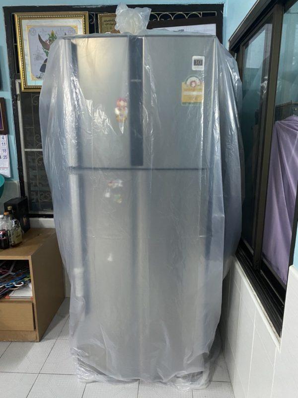 ถุงใส่ตู้เย็นป้องกันน้ำท่วม