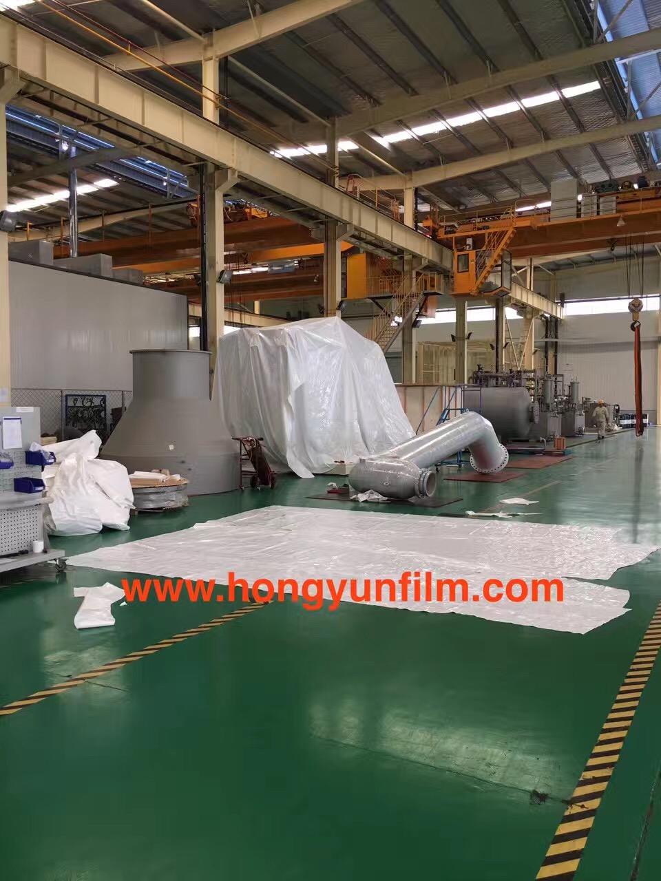 พลาสติกฟิล์มหด-LDPE Shrink Wrap