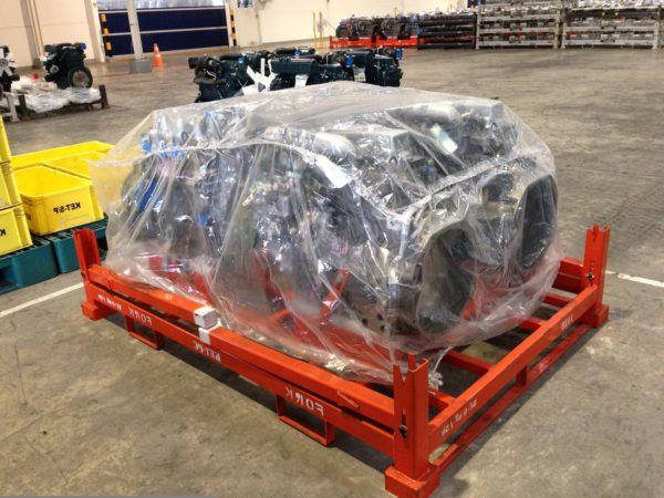 ถุงพลาสติกขนาดใหญ่-ถุงคลุมเครื่องยนต์