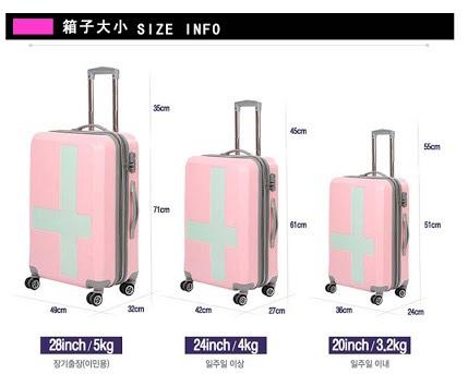 ถุงคลุมกระเป๋าเดินทาง