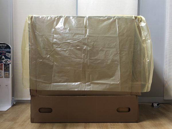 ถุงพลาสติกขนาดใหญ่-รองก้นกล่อง