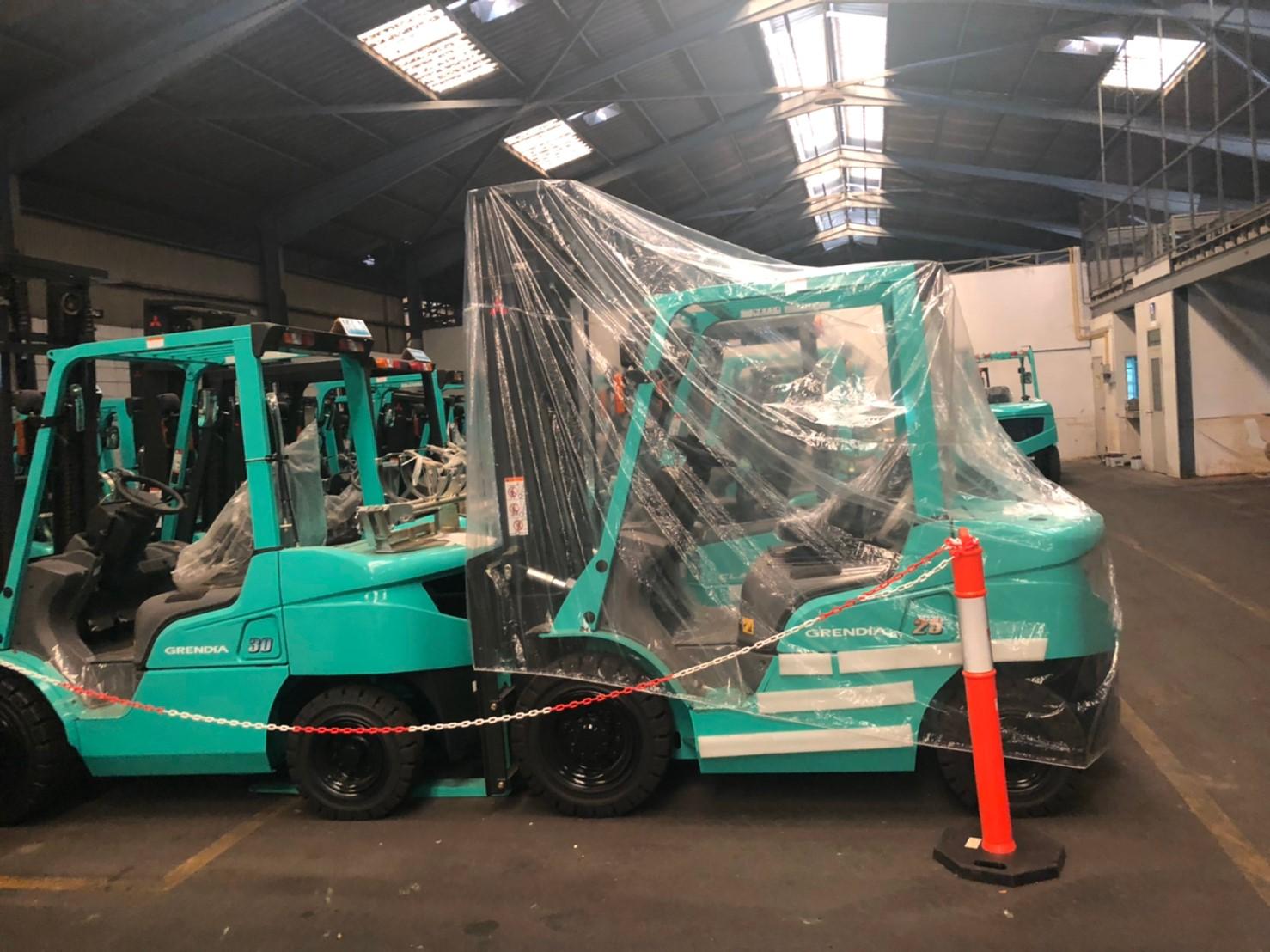 รูปตัวอย่างถุงพลาสติกขนาดใหญ่ผลิตและจำหน่ายโดยบริษัท ENDUPAK