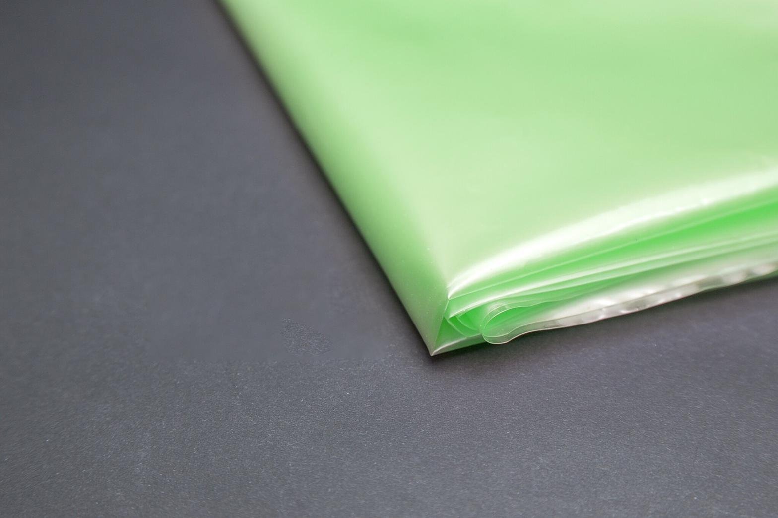 รูปประกอบตัวอย่างถุงพลาสติกที่มีการเติมแต่งสารต่างๆลงไปในถุงพลาสติก