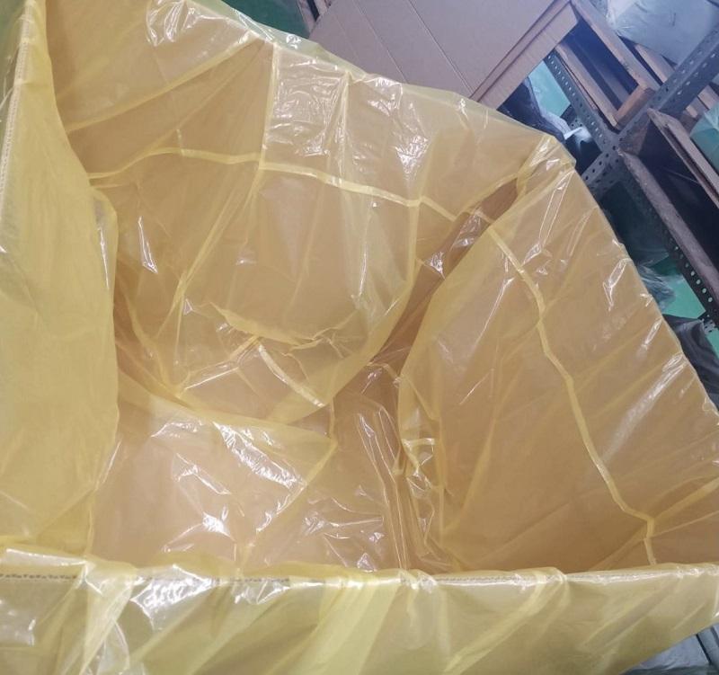 ถุงพลาสติกขนาดใหญ่สำหรับคลุมหรือรองก้นกล่อง